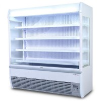 Bromic Open Display Fridges 1913L LED VISION1800 ECO