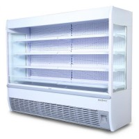 Bromic Open Display Fridges 2555L LED VISION2400 ECO