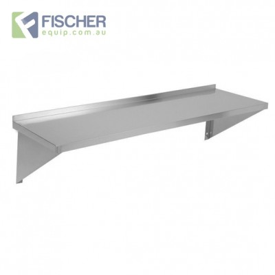 Stainless Steel Wall Shelf - 1200mm - WS1248