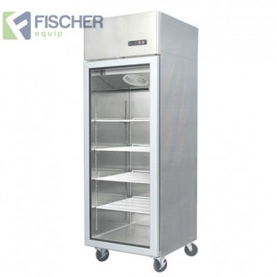 Single Glass Door Fridge 670L - MCC01-GL