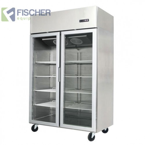 Double glass door freezer 1300l mcf02 gl planetlyrics Gallery