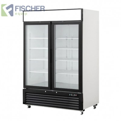 Double Door Fridge 1320L - BCC02-GL