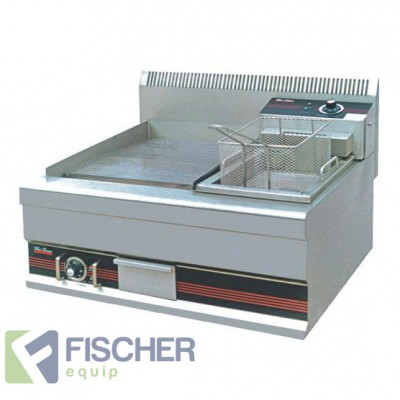 Grill / Fryer Combo Unit