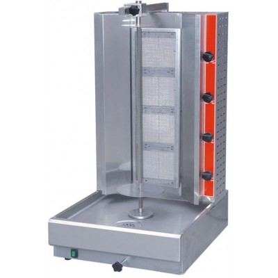 Gas Doner Kebab Machine