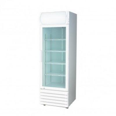 Large Single Glass Door Display Fridge
