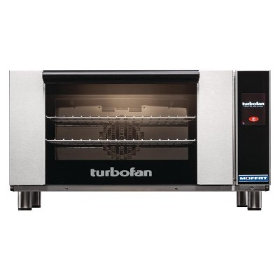 Turbofan by Moffat Electric Convection Oven with Touch Screen Control
