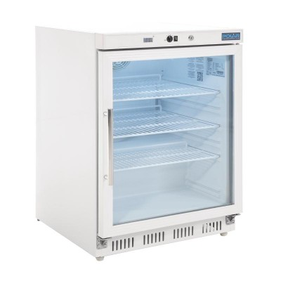 Polar Glass Door Refrigerator 150L