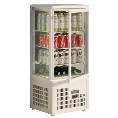 Polar Chilled Display Cabinet 68L