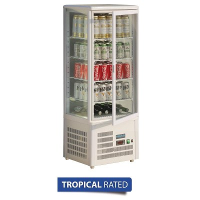 Polar Chilled Display Cabinet 98L