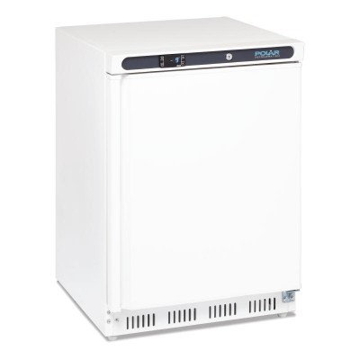 Polar Undercounter Freezer 140L White