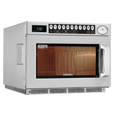 Samsung Heavy Duty Programmable Commercial Microwave - 1850W