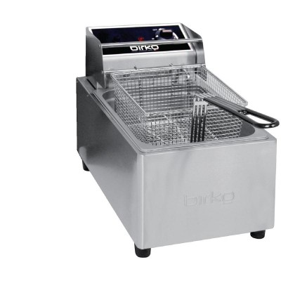 Birko Single Deep Fryer -  5L