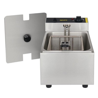 Apuro Single Pan Fryer - 5L