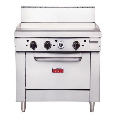Thor 36in Freestanding Oven Range With Griddle