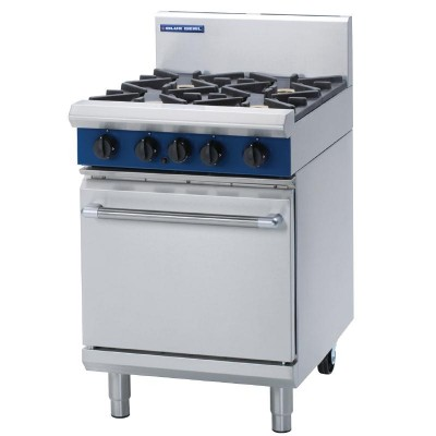 Blue Seal By Moffat 4 Burner Oven